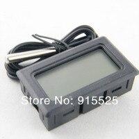10 шт./лот бесплатная доставка мини-цифровых жк-крытый термометр # 6495