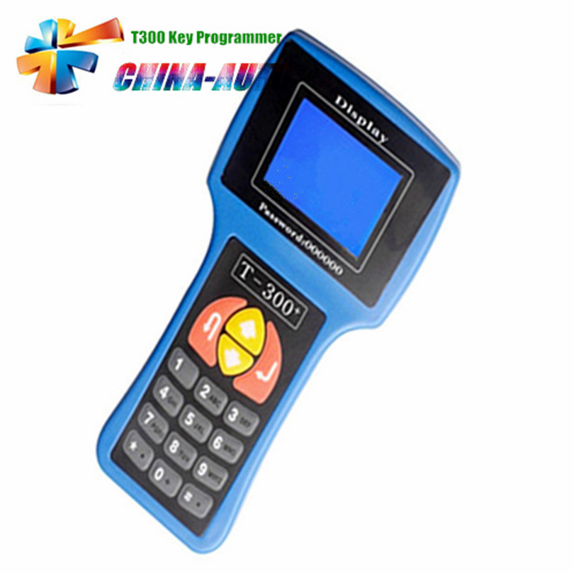 2019 Lowest Price English&Spanish Language t300 Key Programmer Support Multi brands T300 Auto Key Transponder