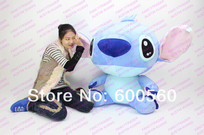 New Arrival Huge Cute Giant Plush Stuffed Stitch Birthday Gift! Accept Dropshipping FT90087 (5).jpg
