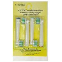300 упак. = 1200 шт. мягкой щетиной ев-18а голов зубная щетка / электрическая зубная щетка глав нейтральная упаковка - быстрый