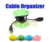 черепаха кабель шнур спровоцировать Organizer Catch Notes ребенок для аудио в формате mp3 ноутбук пк 5 шт. / много