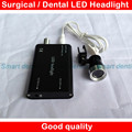 1 W potencia de luz led faro quirúrgico portátil faro brillante dentista cirugía dental lámpara de cabeza