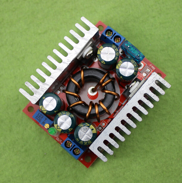 DC-DC superpower low ripple 15A adjustable step down module car power