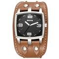 Skone marca de lujo fresco reloj de los hombres retro de la manera grande del dial del cuarzo del mens relojes deportivos relojes de pulsera relogios masculinos montre homme