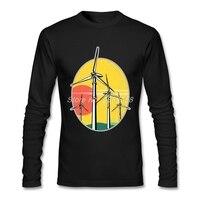 Men S T Shirts Luxury Brand Windmills Latest T Shirts Summer Long Sleeve Adult T Shirts