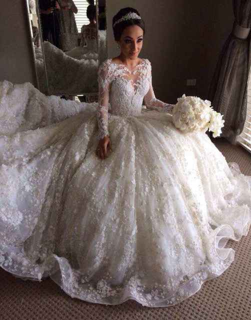 Wedding Gowns in Dubai