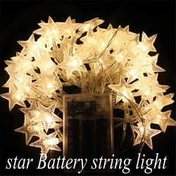 10m 80 font b led b font battery string with ball furry ball snowflake lotus flower.jpg 250x250