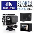 Novatek 96660 Acción Cámara 4 K 16MP WIFI Ultra HD Deportes cámara Apoya a 30 m A Prueba de agua Puede Caber X8G Syma RC Drone