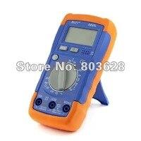 переменного тока / постоянного тока цифровой мультиметр электронные тестер / бесплатная доставка