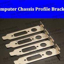 Высокое качество компьютерное шасси PCI низкопрофильный кронштейн видео LFH видео карта кронштейн для видеокарты- 2 шт./партия