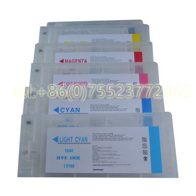 Pro 10000 Cartridge with Chip--6pcs/set printer parts