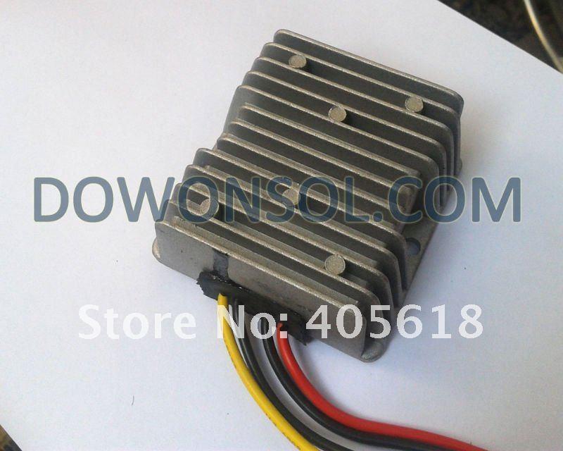 2шт E-bike 24 V понижающий до 13,8 V DC 20A 276 W для автомобильного заряда Электрический преобразователь постоянного тока