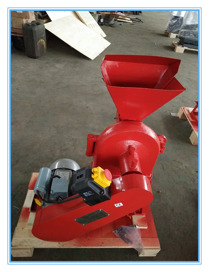 PF190 Grind Mill With 2.2kw  Emotor For Grinding Corn, Wheat, Soybean For Family Use