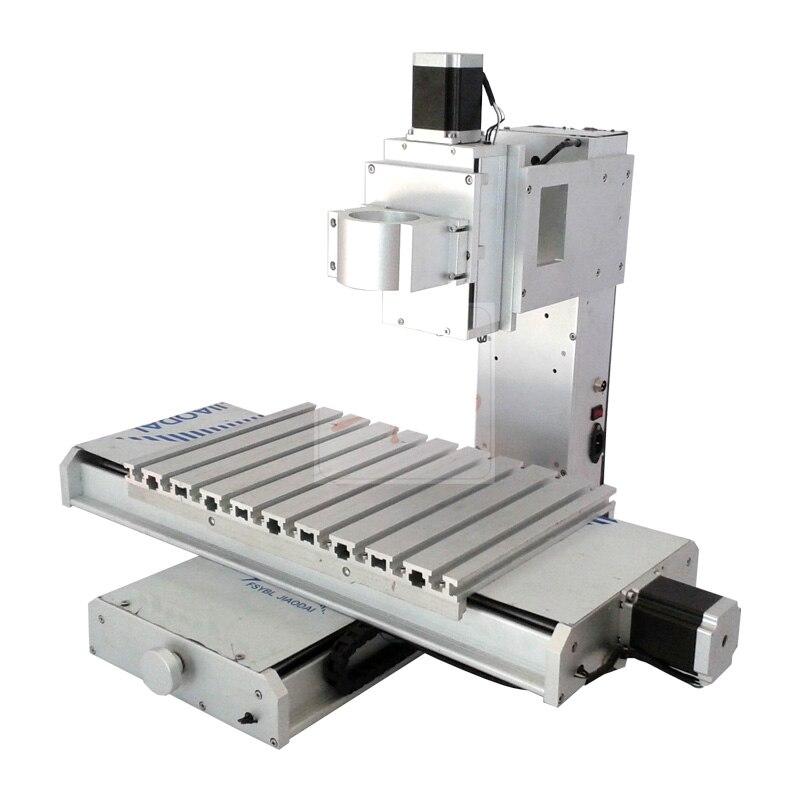 Cadre de CNC de pilier de 3040 3 axes pour la machine verticale de gravure de CNC
