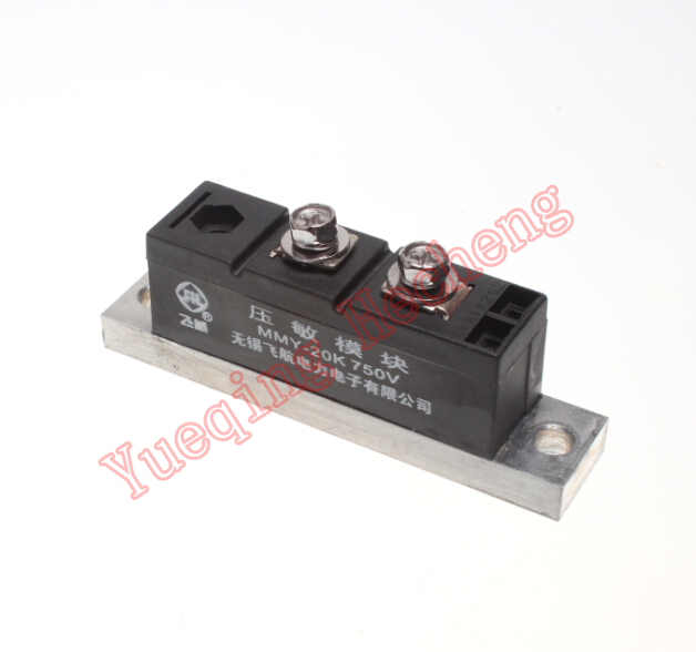NEW Varistor Module MMY-20K 750V Replacement of Varistor Module Ck260/4p6009NEW Varistor Module MMY-20K 750V Replacement of Varistor Module Ck260/4p6009
