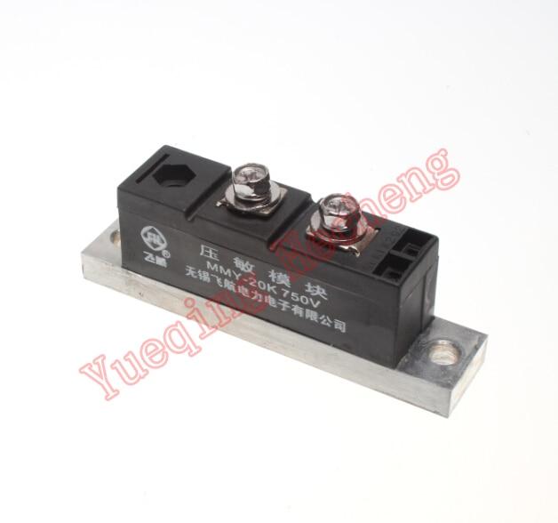 Nouveau Module de varistance MMY-20K 750 V remplacement du Module de varistance Ck260/4p6009Nouveau Module de varistance MMY-20K 750 V remplacement du Module de varistance Ck260/4p6009