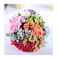 150PCS/PACK Handmade flowers Pearl Artificial Flowers wedding bouquets Artificial wedding flowers bridal bouquet