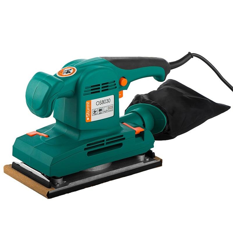 Vibrating grinding machine Sturm! OS8030 цена и фото