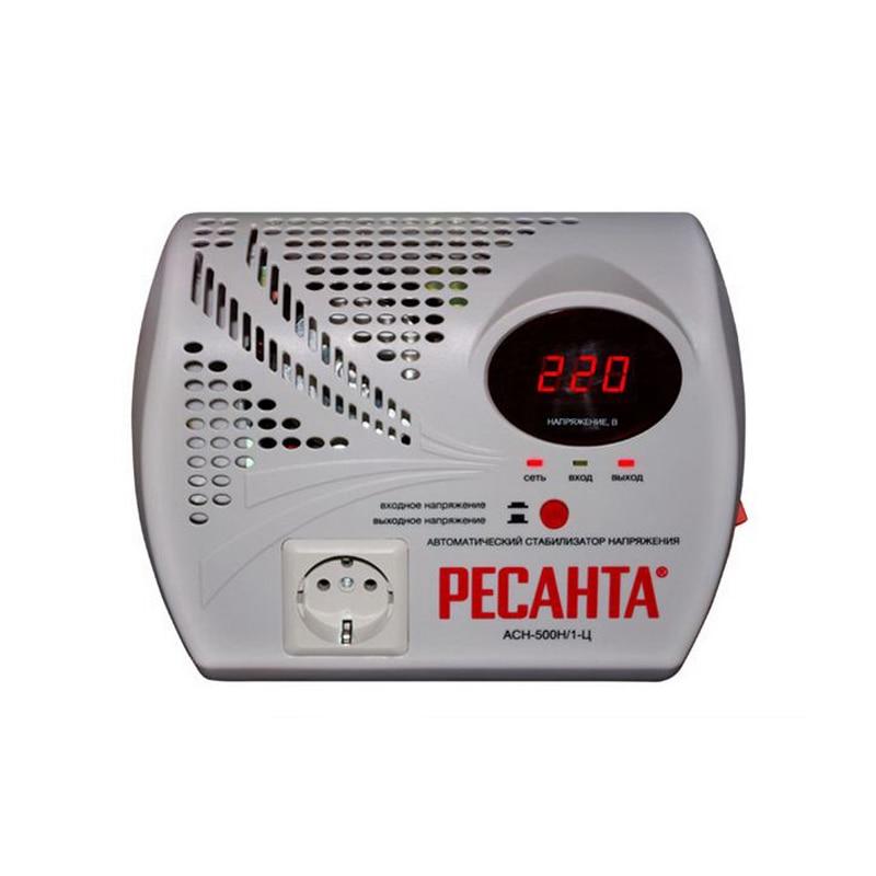 Voltage stabilizer RESANTA ASN-500 N/1-C generator avr se350 voltage regulator se350 voltage stabilizer voltage governor