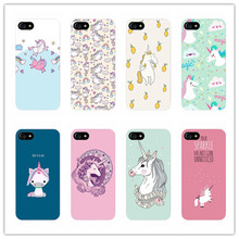 Cute Cartoon Unicorn Case for Samsung Galaxy s5 s6 s7 edge s3 s4 Phone Cover for iphone 5s 5 6 6s 7 plus 5c 4 4s cases