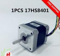 1 PCS Lot 4 Lead Nema 17 Stepper Motor 42 Motor 17HS8401 1 8A CE ROSH