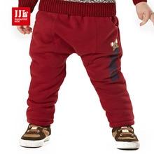 Детские брюки детские брюки детские зимние брюки мальчиков новорожденных младенцев, брюки, брюки бренд хлопка детей детские толстая одежда