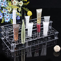 1 Pcs/lot Hot Sale High Quality 41 Exhibition Transparent Acrylic Lipstick Jewelry Display Shelf Rack Show Lipstick Holder