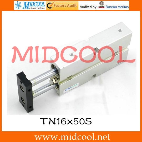 ФОТО Original AirTAC Twin-rod cylinder TN Series TN16x50S