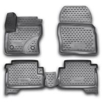 3D Floor mats for Ford Kuga 2013 2014 2015 2016 Element CARFRD00009k Russia