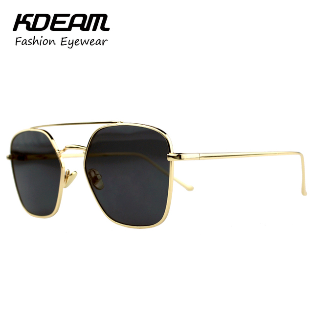 05d9092da71 Fashion Kendall Jenner s Choice Of Vintage Sunglasses Anti-UV Mirror Sun  Glasses Women lunette de