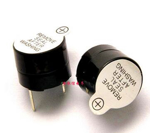 Free Shipping!!! 4pcs 12V Electromagnetic / active buzzer / integral sounder / alarm /Electronic Component