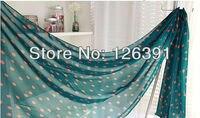 точка дизайн осень - лето большой размер Chef шарф женщины место женщины пляж SAL, девочки мисс ДУ-16