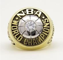 Anillos de campeón de baloncesto Milwaukee 1971 Bucks