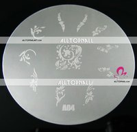 бесплатная доставка 80 шт. 7 см искусства ногтя Stamp плиты изображения шаблона a_grade искусство ногтя плиты изображения