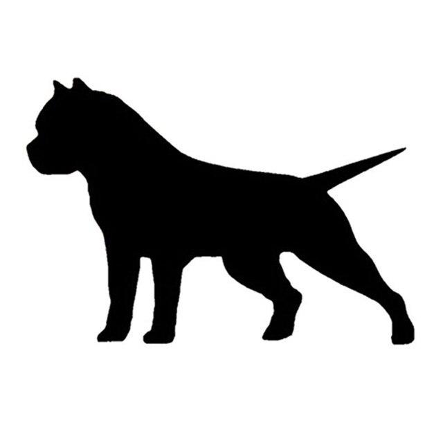 13 9 Cm Amerikanischen Bully Bulldog Aufkleber Aufkleber Auto