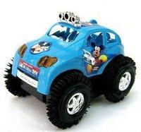электрический микки мини-самосвал супер весело детские игрушки вагоноопрокидывателей самосвал получится спешить лучший подарок для детей