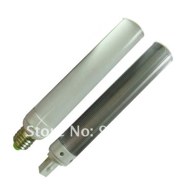 E27 G24 светодиодный горизонтальный разъем для освещения, 1080LM 12 V AC85-265V, 3 года гарантии, 9*1 Вт Светодиодный потолочный светильник