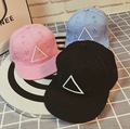 2016 new women&men's geometric baseball caps casual style 3colors free shippment 1526263124