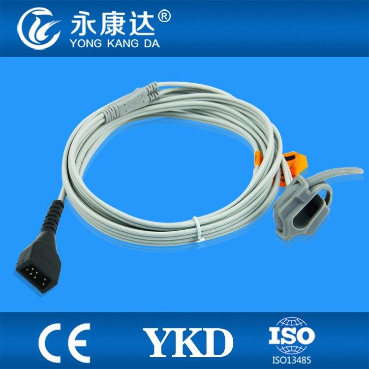 Nonin neonatal silicon wrap Spo2 sensor  for 8500/8600/8700/8800,7pins