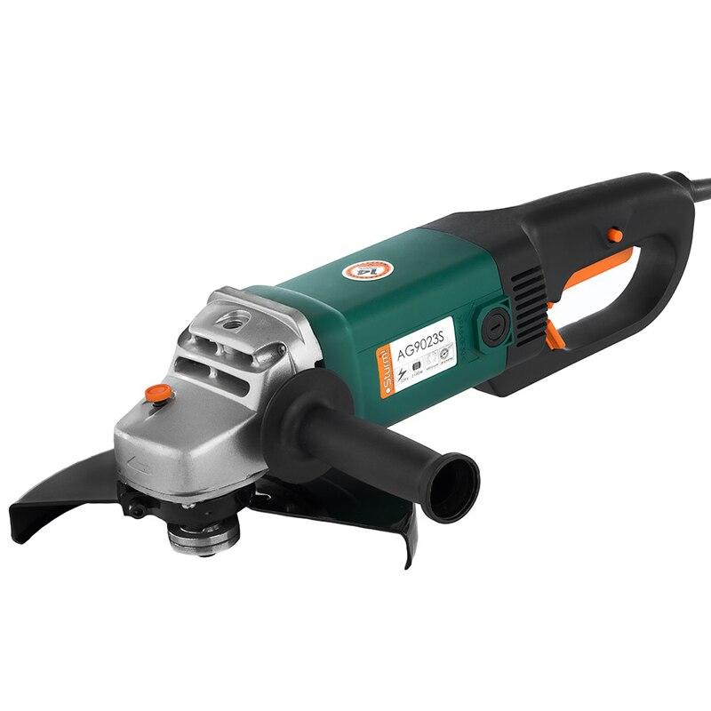 Angle grinder Sturm! AG9023R kalibr mshu 125 955 electric angle grinder polisher machine hand wheel grinder tool