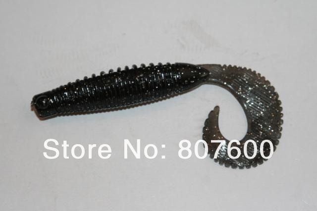 BassLegend-8 шт SureCatch мягкая пластиковая приманка запах червь Hyper Grub Бас Приманка 125 мм/9,1 г