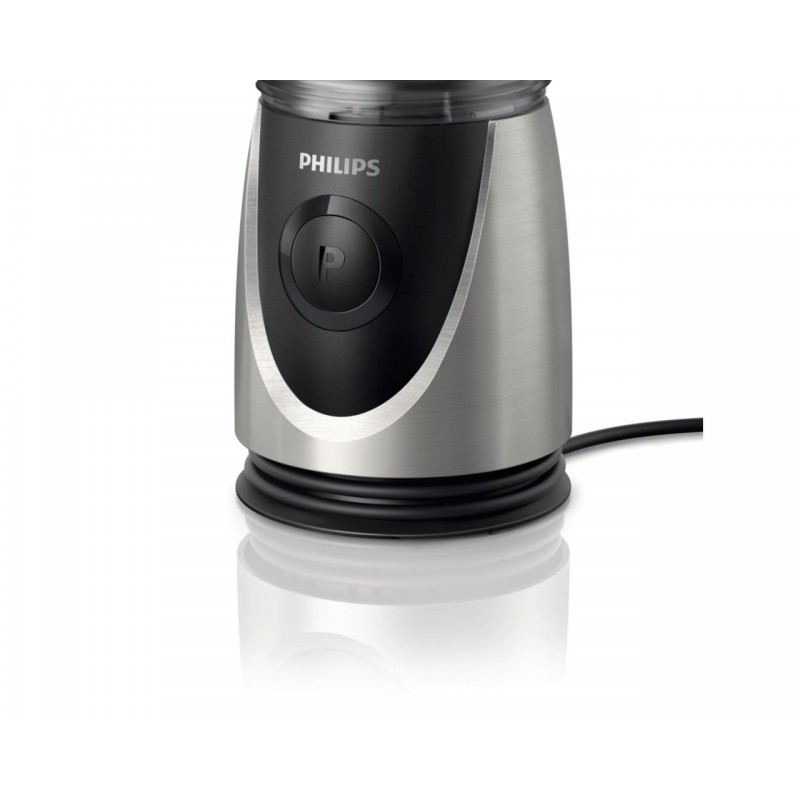 Philips Mini blender 350 W 2 x 0.6 L On the Go bottle accessory HR2875/00