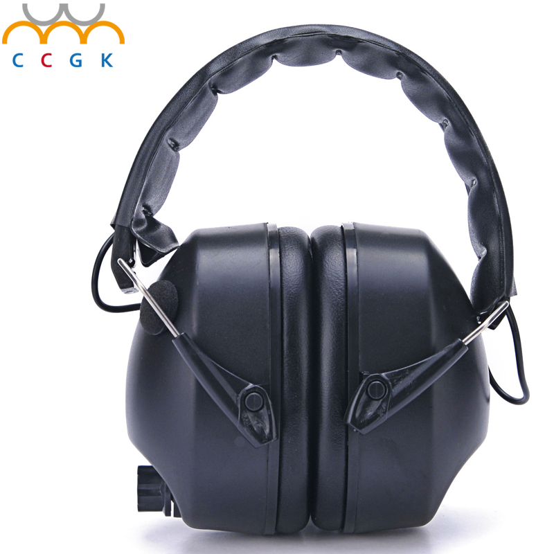 2017 Military Tactical Shooting Hearing Protection intelligent noise reduction headphones Soundproof Ear Muff Anti-noise tatico aa shield soundproofing mini ear muff shooting hearing protector noise reduction tools 25 8db color od reduce db free shipping