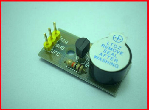Free Shipping!!!  Active / 5V buzzer / alarm module / Electronic Component