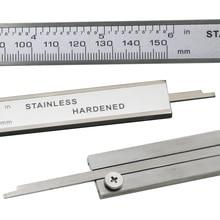 """LCD Digital Caliper 0-150mm 6 """"Stainless Steel Metal Casing Digital Caliper Vernier Caliper Electronic Caliper+Original Box"""