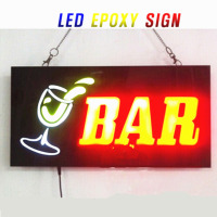 NEW Cheap Custom LED Shop Open Signs Bar Business LED OPEN SIGN Animated Motion DISPLAY On