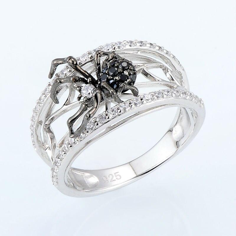 R305208BSNZSK925-Silver Ring-