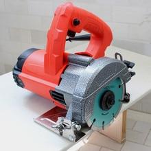 1680W Saw Machinery Cutting Machine Bench Saw DIY mini Model Precision Stone Cutting tool Gift Saw Blade