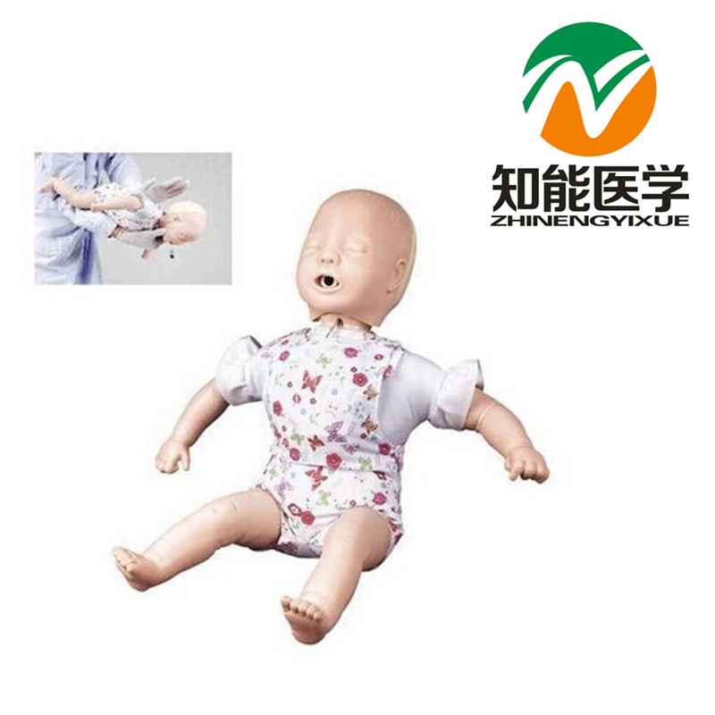 BIX-J140 Advanced Infant Obstruction Manikin Infant Trachea Baby Infarction WBW203 bix h2400 advanced full function nursing training manikin with blood pressure measure w194