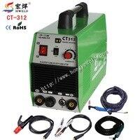 3 in 1 Tig Welder Portable Tig Welding Machine welding Inverter Welder CT312 With PT31 Torch WP17 Torch 220v
